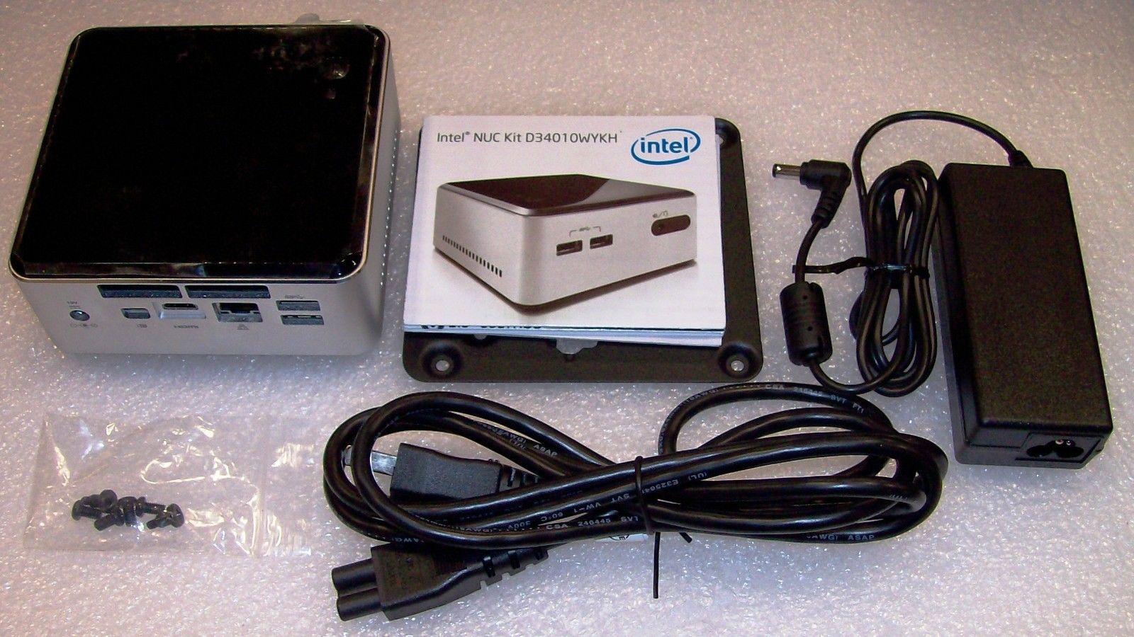 Máy ộ nhỏ gọn chưa SSD và ram, intel Core i3 4010U, (D34010WYKH1)