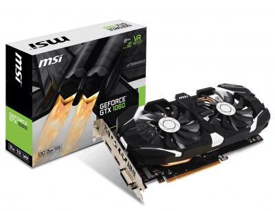Card màn hình MSI GeForce GTX 1060 3GB GDDR5 OCV2 còn bh 1/2021