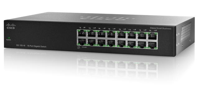Cisco SR2016, Rack Switch 16 port Gigabit