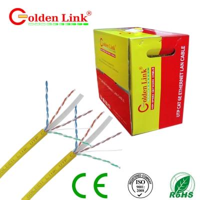 Dây cáp mạng Golden Link - 4 pair (UTP Cat 6e) 100m chống nhiễu