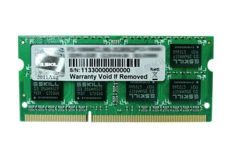 DDR3 4GB (1333) G.Skill F3-10666CL9S-4GBSQ