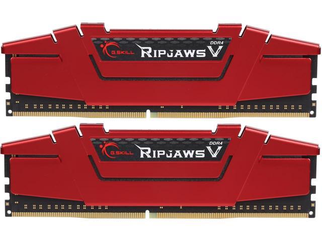 DDR4 2x16GB (3000) G.Skill F4-3000C15D-32GVR