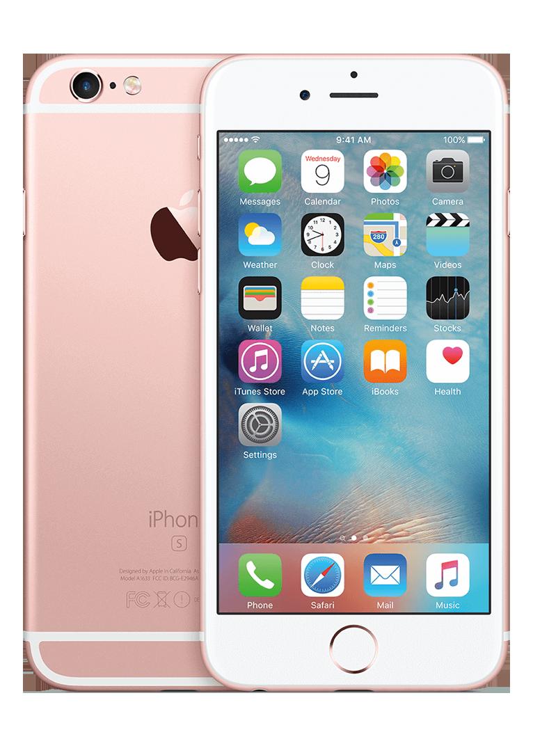 Điện thoại iPhone 6S Plus 16GB - Màu Rose