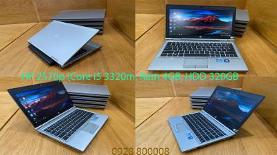 HP 2570p (Core i5 3320m, Ram 4GB, HDD 320GB