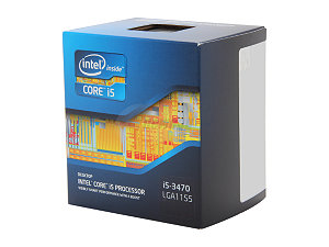 Intel Core i5-3470 Processor  (6M Cache, up to 3.60 GHz)
