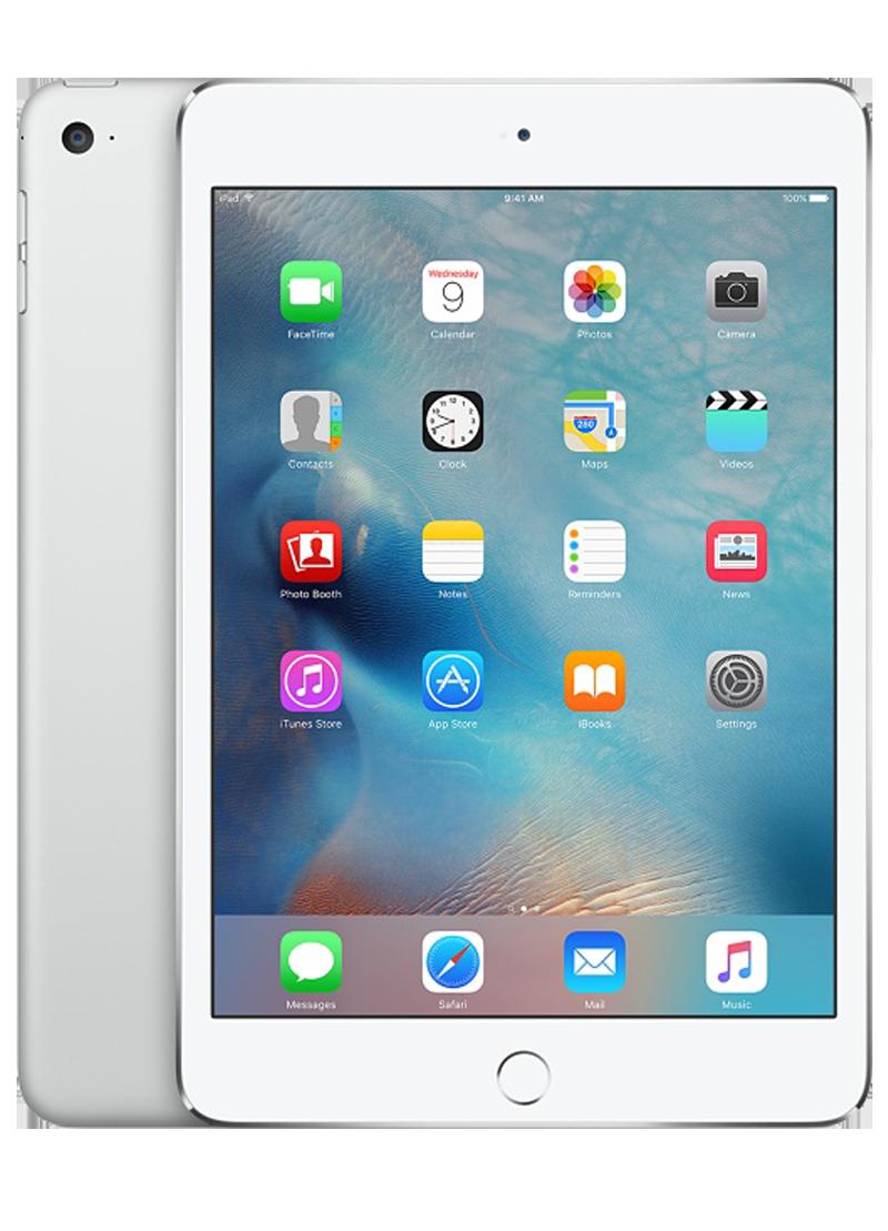 iPad mini 4 Wi-Fi Cellular 128GB - màu Bạc