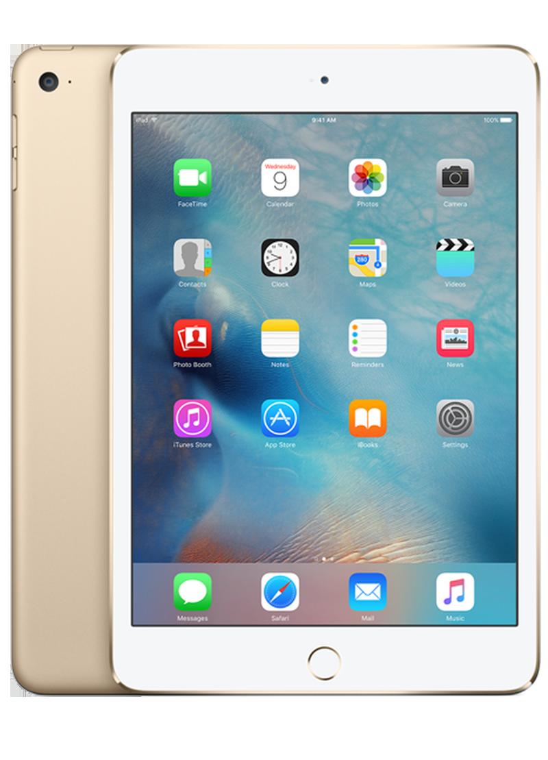 iPad mini 4 Wi-Fi Cellular 16 GB - màu Vàng