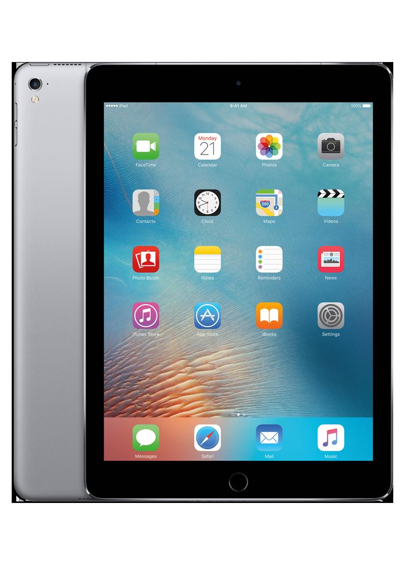 iPad Pro WiFi + 4G 128G ML2K2TH/A Màu Xám