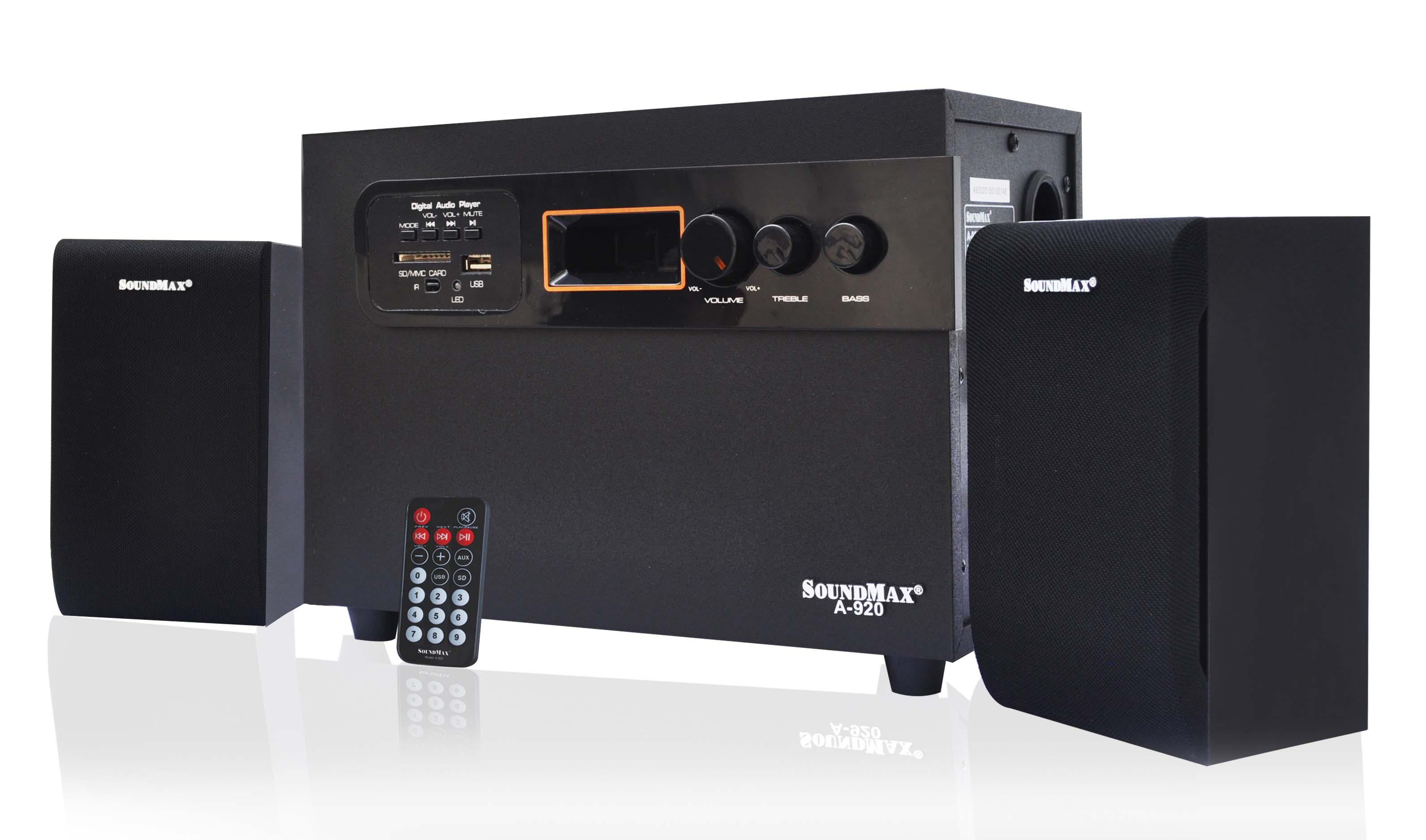 Loa SoundMax A920/2.1