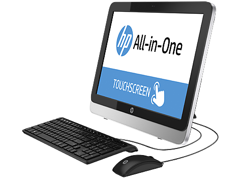 Máy bộ All in one HP 22-2027d AiO, Core i5-4460T/4GB/1TB (K5L73AA)