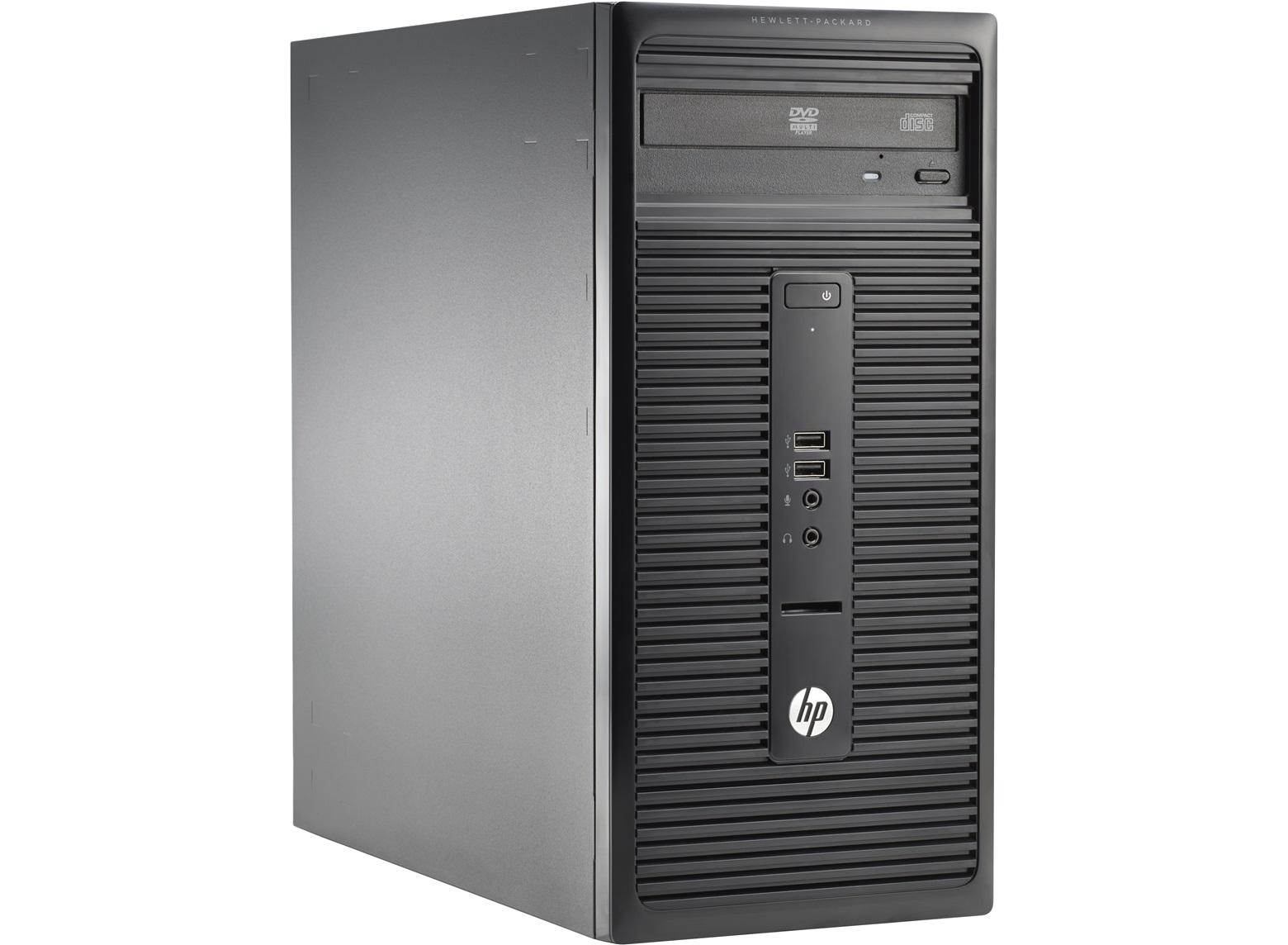 Máy bộ HP 280 G1 MT, Core i3-4160/2GB/500GB (L0J18PA)