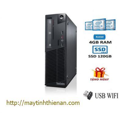 Máy Tính đồng bộ Lenovo ThinkCentre M72e SFF