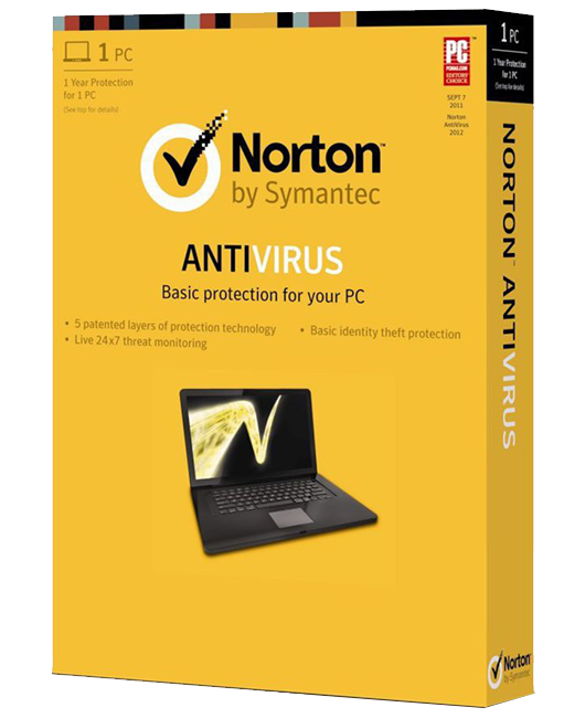 Norton Antivirus (1PC)