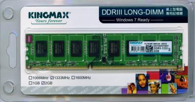 RAM KINGMAX DDR3 2GB 1333Mhz viễn sơn