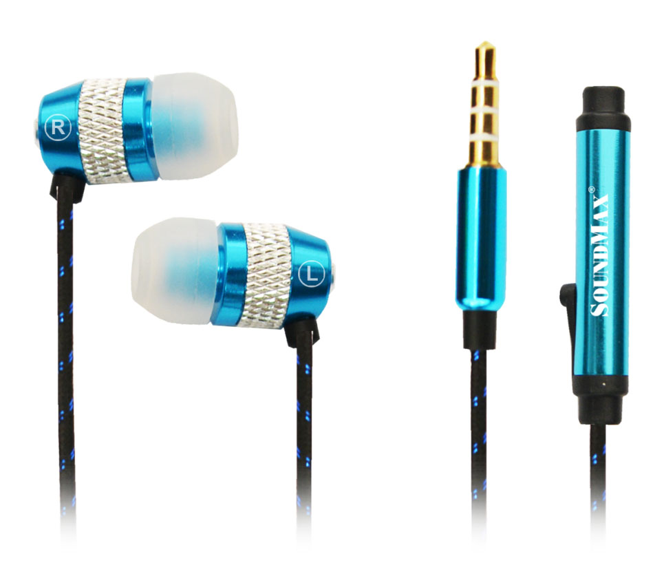 Tai nghe SoundMax AH-306S/Blue