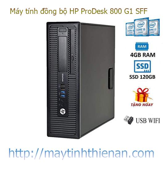 Máy tính đồng bộ HP ProDesk 800 G1 SFF