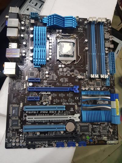 Bo mạch chủ Asus P8P67 PRO REV 3.1 main socket 1155 khủng long