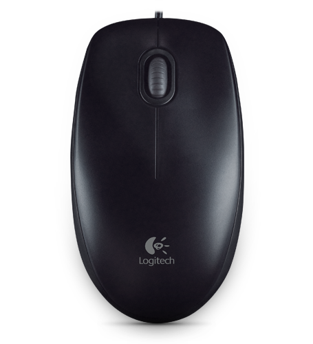 Chuột có dây Logitech Mouse M100r