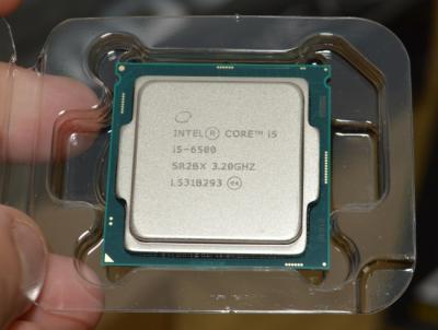 CPU Intel Core i5-6500 3.2 GHz / 6MB / HD 530 Graphics / Socket 1151 (Skylake)