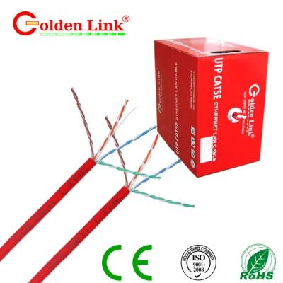 Dây cáp mạng Golden Link - 4 pair (UTP Cat 5e)