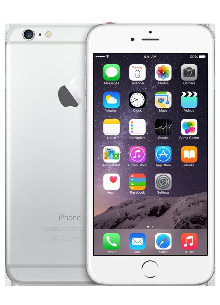 Điện thoại iPhone 6S Plus 16GB - Màu Bạc