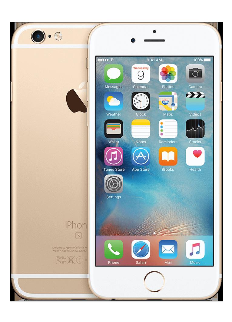 Điện thoại iPhone 6S Plus 16GB - Màu Gold