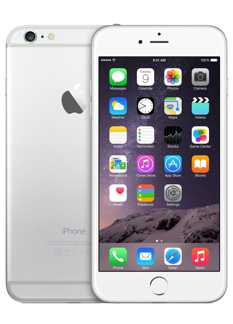 Điện thoại iPhone 6S Plus 64GB - Màu Bạc