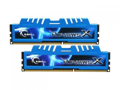 G.SKILL Ripjaws X Series 8GB (2 x 4GB) 240-Pin DDR3