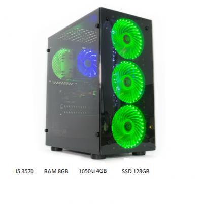 GTX 1050TI (INTEL I5 3550) THẾ HỆ 3/ RAM 8GB SSD 128GB PUBG+GTA V