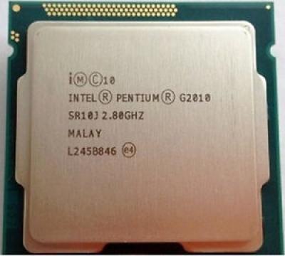 Intel Pentium G2010 2.8GHz Dual-Core