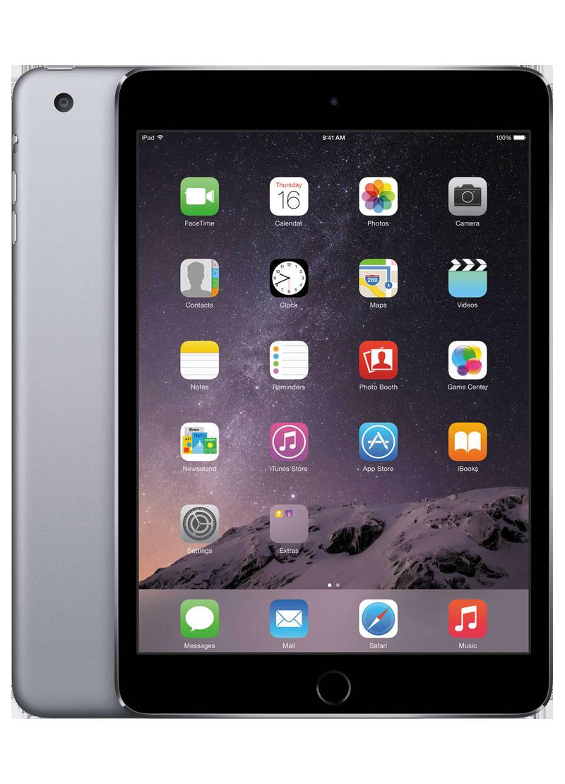 iPad mini 4 Wi-Fi Cellular 128GB - màu Xám