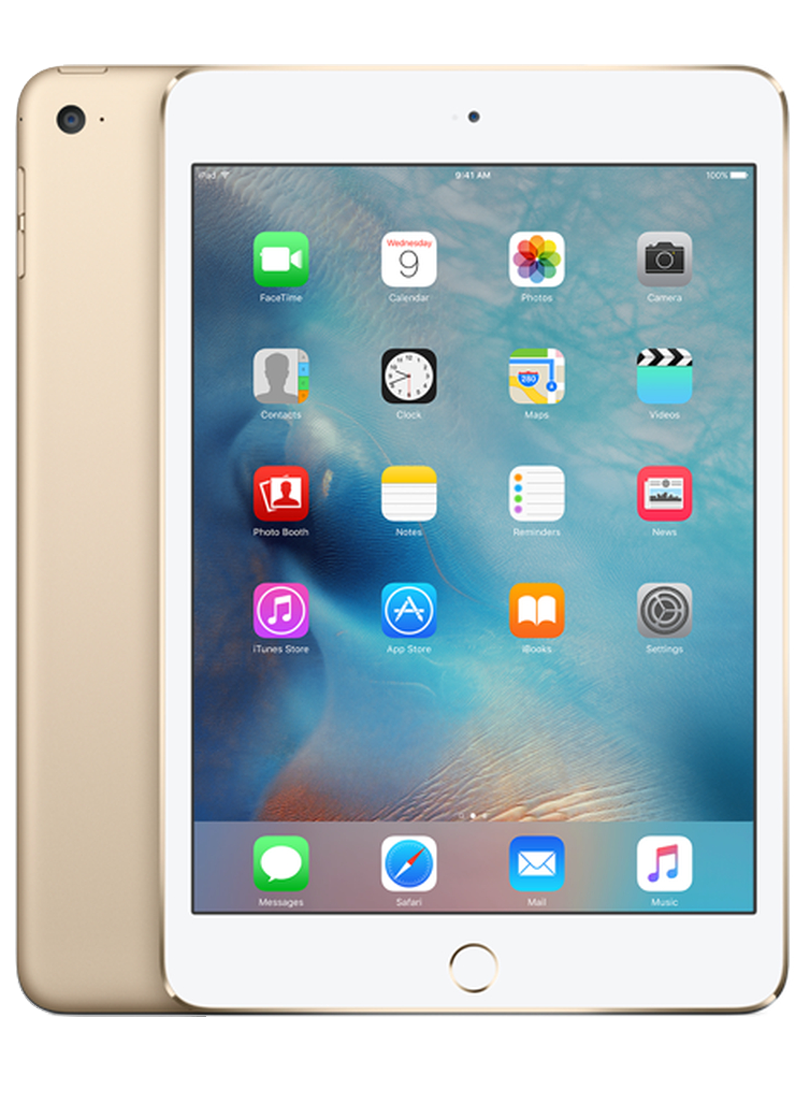 iPad mini 4 Wi-Fi Cellular 64GB - màu Vàng