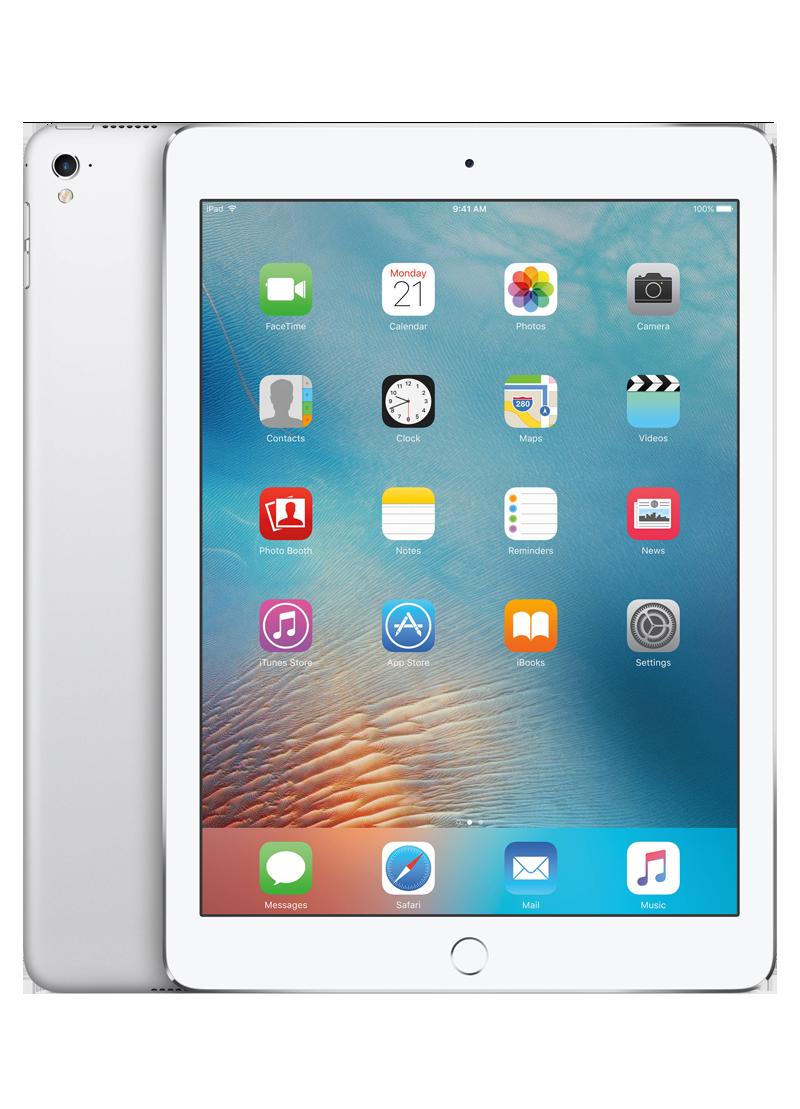 iPad Pro WiFi + 4G 128G ML2K2TH/A Màu Bạc