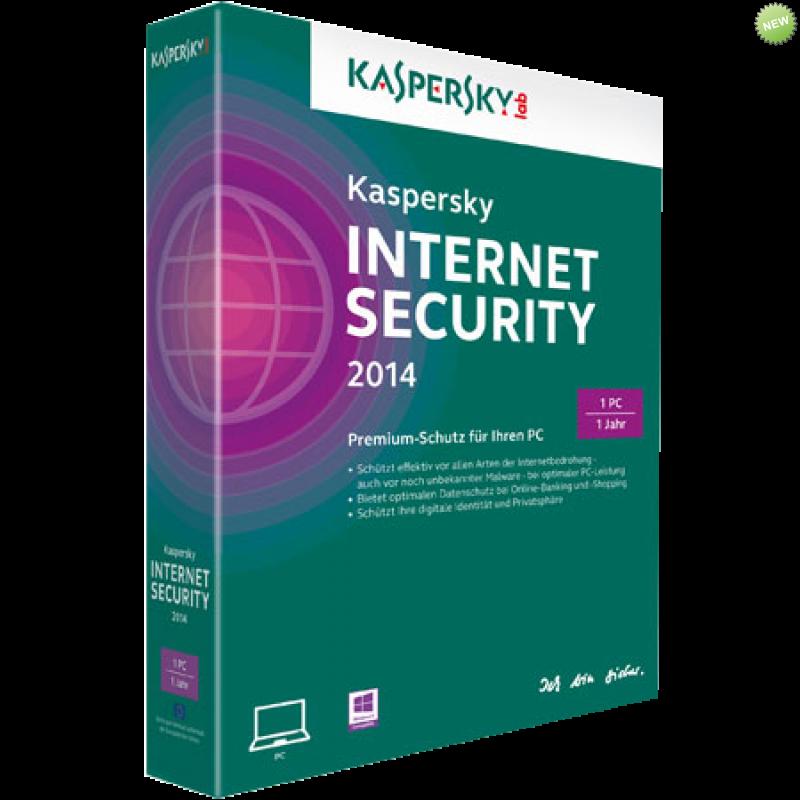 Kaspersky Internet Security 2015/3PC