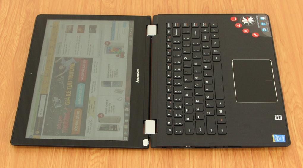 Laptop Lenovo Yoga 500 14IBD i5 5200U/4GB/500GB/Touch/Win10