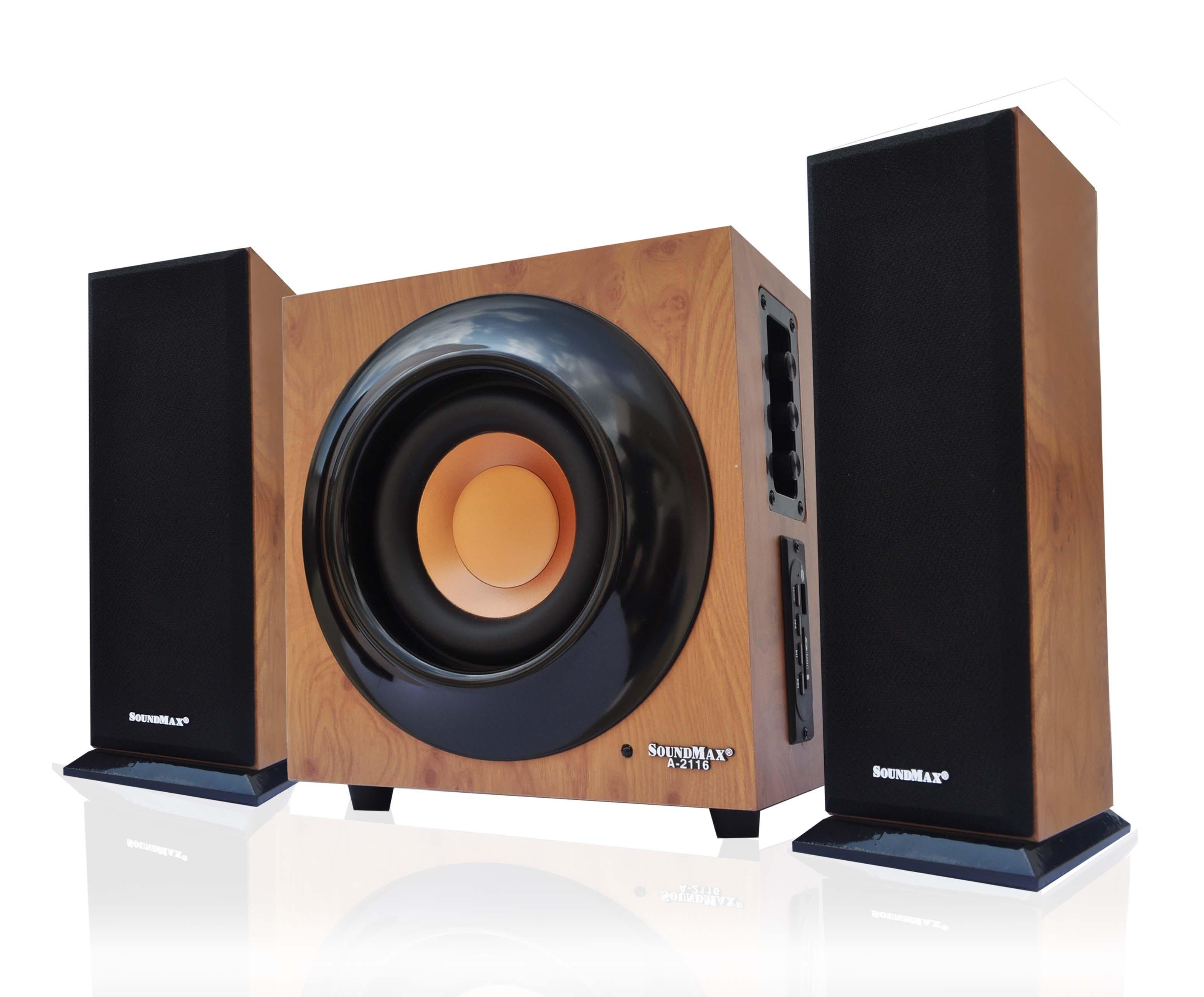 Loa SoundMax A2116/2.1