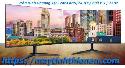 Màn Hình Gaming AOC 24B1XH5/74 IPS/ Full HD / 75Hz