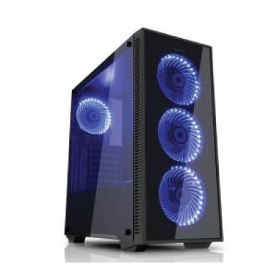 Máy Bộ GTX1050Ti: H81, i5 4570, Ram 8G, GTX1050Ti, SSD 120G, PSU 400W
