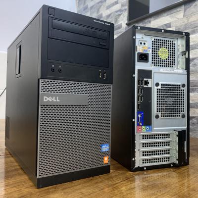 Máy tính Dell Optiplex 3010 MT Intel core i7 3770 (8M Cache, 3.4GHz lên tới 3.9GHz), Ram 4GB DDR3, ổ cứng 500GB Sata.