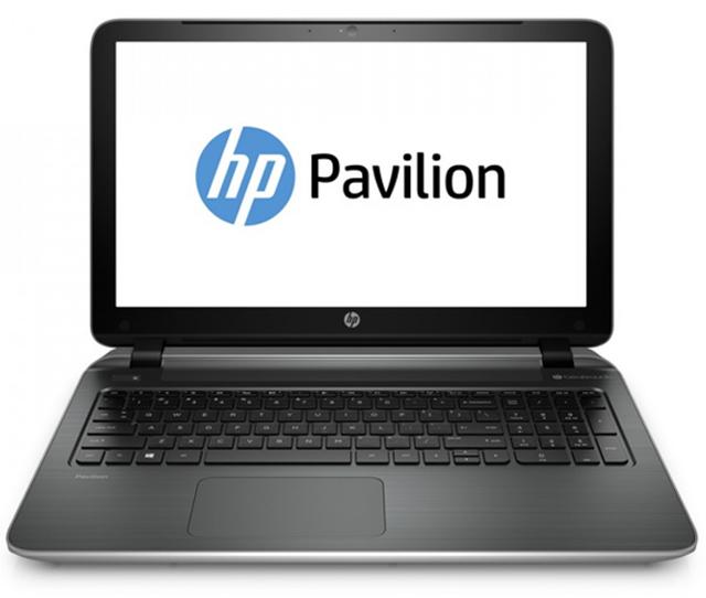 Máy tính xách tay HP Notebook 15-ay052TX X3B65PA (Silver)