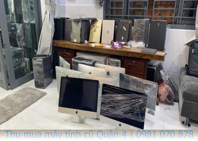 Thu mua máy tính cũ  quận 4