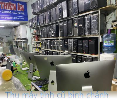 Top 5 thu mua máy tính cũ Huyện Bình Chánh